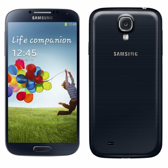 Neuf Smartphone Samsung Galaxy S4 GT-I9500 - 16 Go - Noir 3G Téléphone Mobile