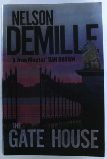 #JJ37, Nelson DeMille THE GATE HOUSE, SC GC