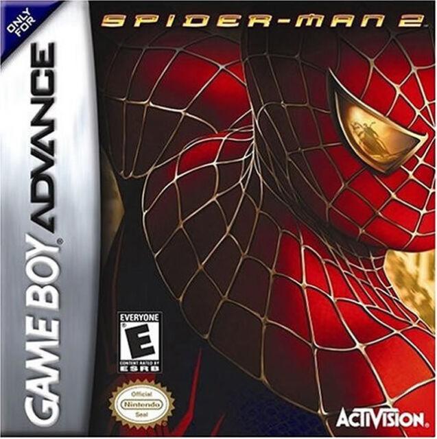 Spider-Man 2 (Movie) GBA New Game Boy Advance