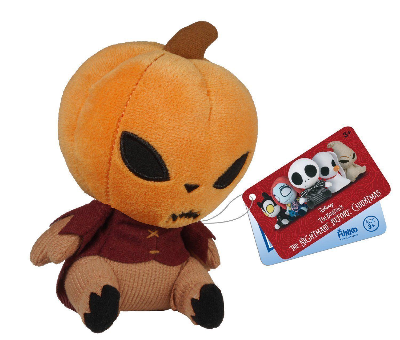 Funko Mopeez Nightmare Before Christmas Action Figure Pumpkin King ...