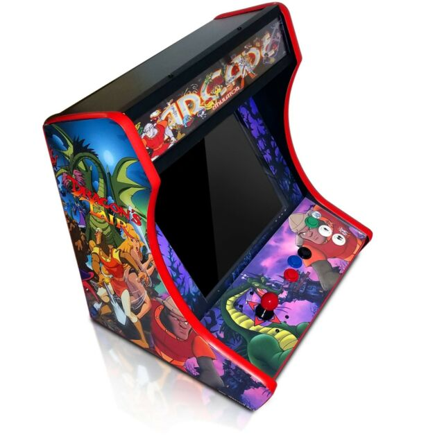 Mdf table top arcade cabinet do it yourself kit with t molding mdf table top arcade cabinet do it yourself kit with t molding cuts included solutioingenieria Choice Image