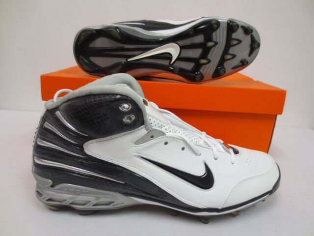 Nike AIR ZOOM BLADE PRO TD Mens Football Shoes White  Forest 12 M