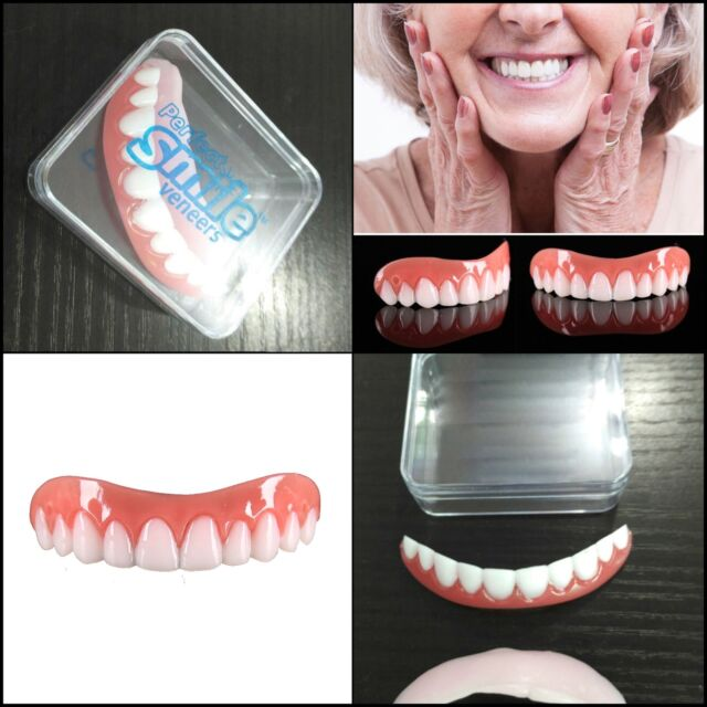 Instant smile top teeth veneers comfort fit flex temporary cosmetic perfect instant smile top teeth veneers comfort fit flex temporary cosmetic kit solutioingenieria Gallery