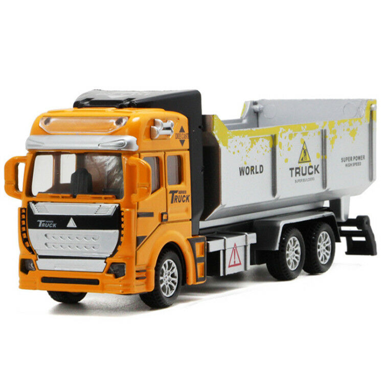 Toys for Boys Construction Vehicles Truck Kids 3 4 5 6 7 8 9 Year ...