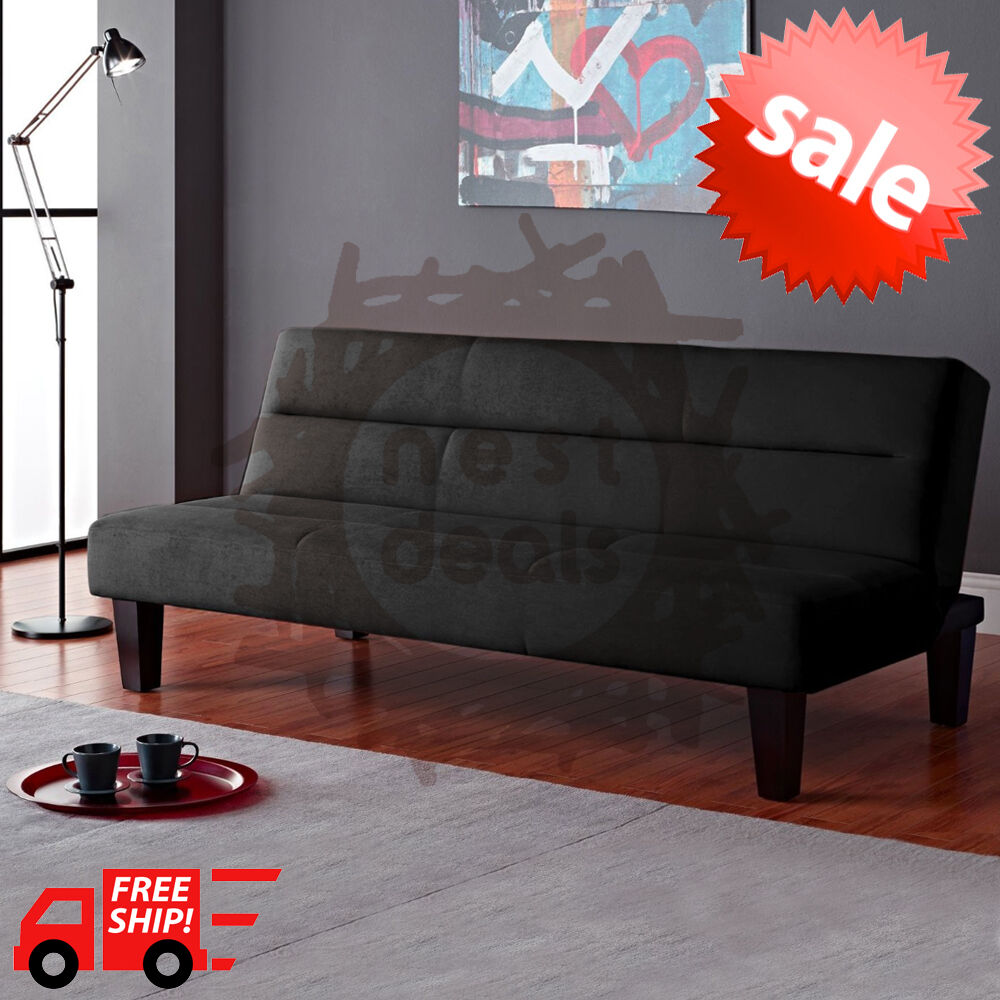 Bed Sofa Kebo Futon Dorm Sleeper Couch Lounger Furniture College Convertible Ebay