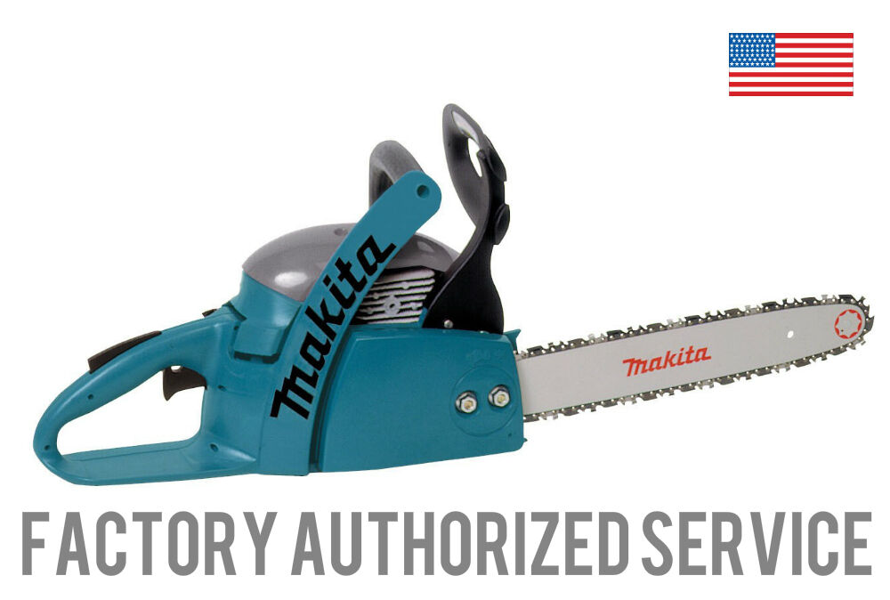 Makita chainsaw ebay makita dcs34 33cc 14 chain saw commercial grade brand new w factory warranty keyboard keysfo Image collections