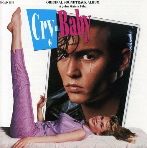 Various Artists - Cry Baby (Original Soundtrack) [New CD]