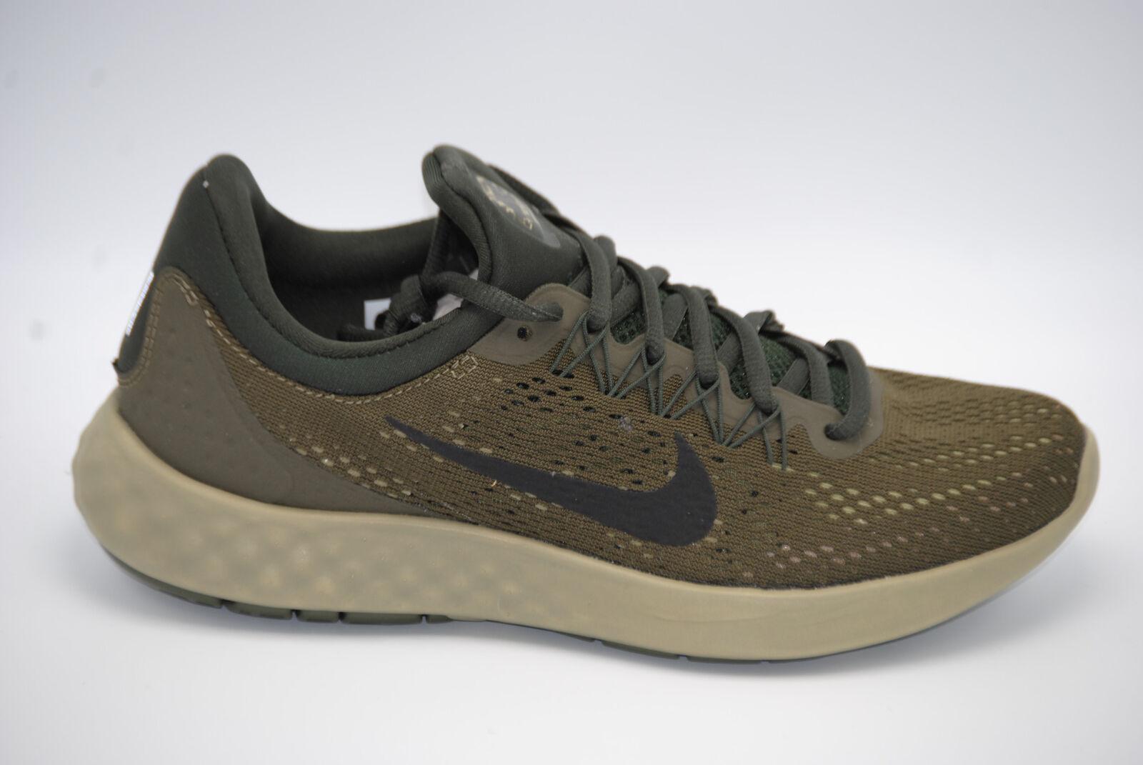 Nike Lunar Skyelux 855810-301 Loden Black Sequoia Womens Shoes