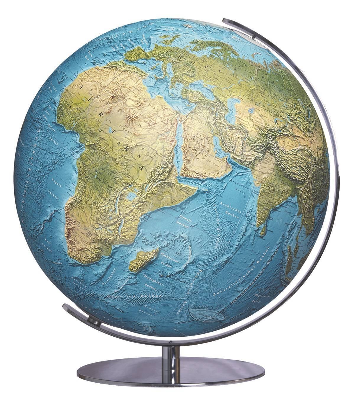 Columbus ravensburg illuminated 13 inch desktop world globe ebay picture 1 of 1 gumiabroncs Choice Image
