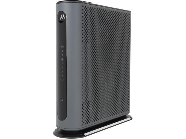 motorola 8x4 cable modem gateway wifi n450 gige router with power boost model mg7315. picture 1 of 6 motorola 8x4 cable modem gateway wifi n450 gige router with power boost model mg7315 l