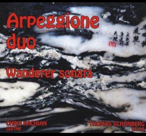 Arpeggione Duo - Wanderer Sonata [New CD]