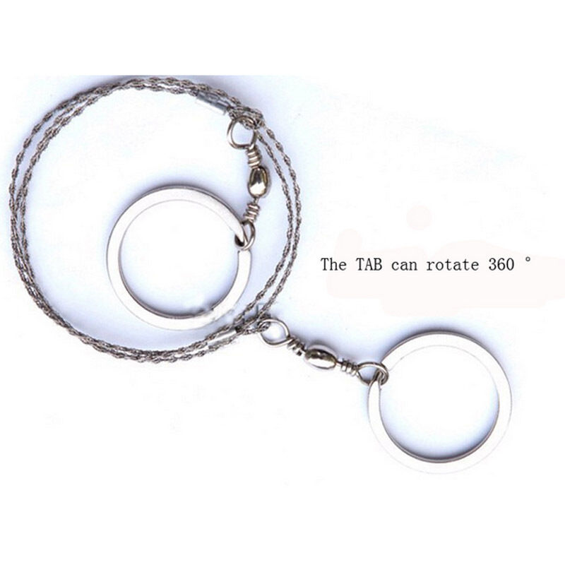 Sell Hiking Camping Stainless Steel Wire Saw Emergency Travel ...