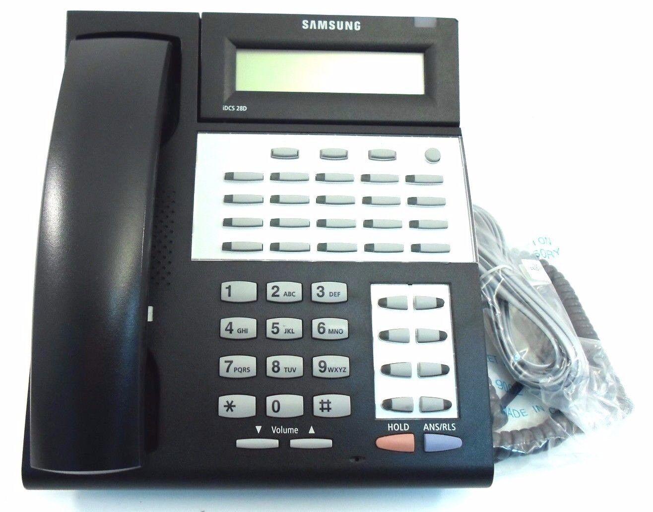 samsung idcs 28 button display speakerphone ebay rh ebay com samsung idcs 28d user guide Samsung iDCS 28D Admin Manual