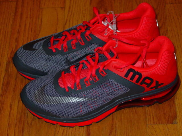 New Mens 8 Nike Excellerate 2 Air Max Running Training Gym Shoes Fitsole 2  Red