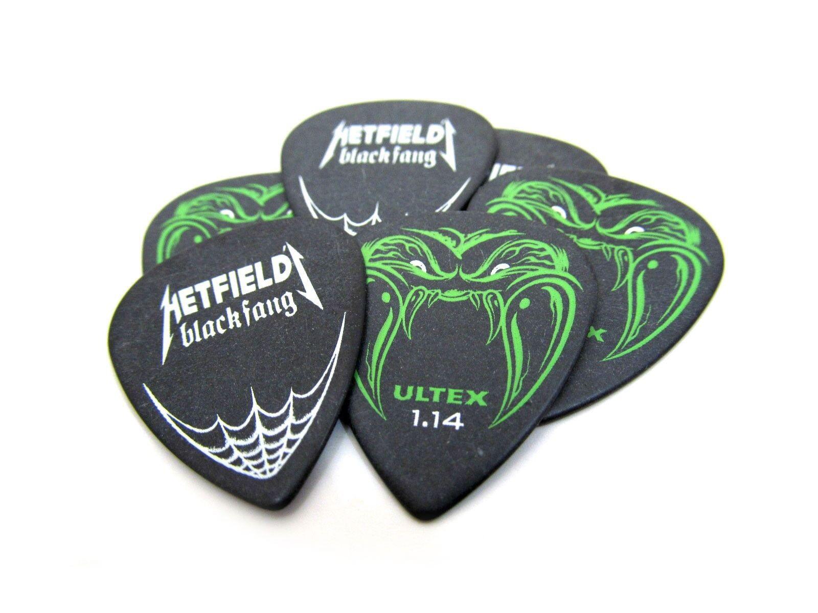 DUNLOP Hetfield Black Fang Ultex Guitar Picks 114mm