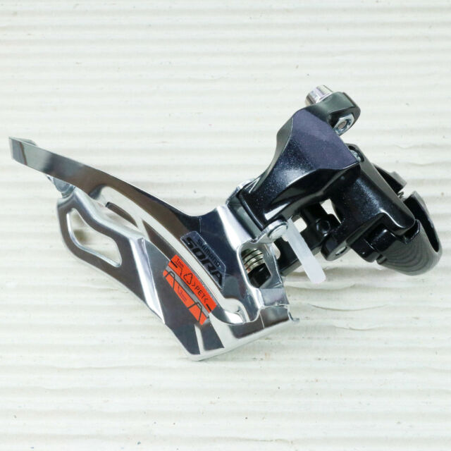 SHIMANO SORA UMWERFER FD-3503-BL 3x9 FACH  Ø 34,9 MM SCHELLE DOWN PULL