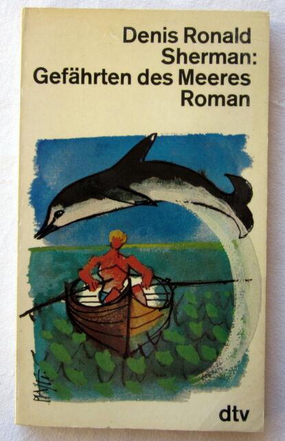 Buch - GEFÄHRTEN DES MEERES - Denis Ronald Sherman