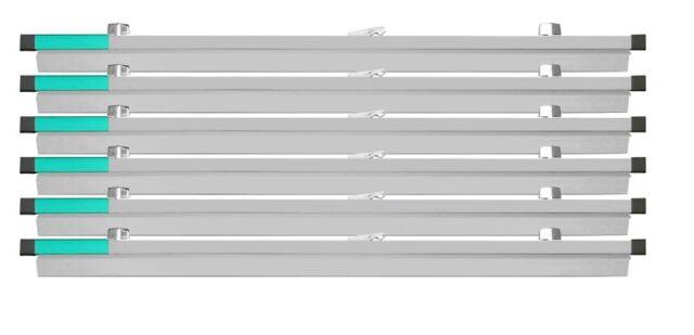 Adir 30 inch aluminum blueprint file hanging clamps 6036 carton of 6 adir 30 inch aluminum blueprint file hanging clamps 6036 carton of 6 malvernweather Choice Image