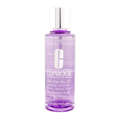 Clinique Take The Day Off Makeup Remover Lids Lashes Lips 125ml Cleanser #3077