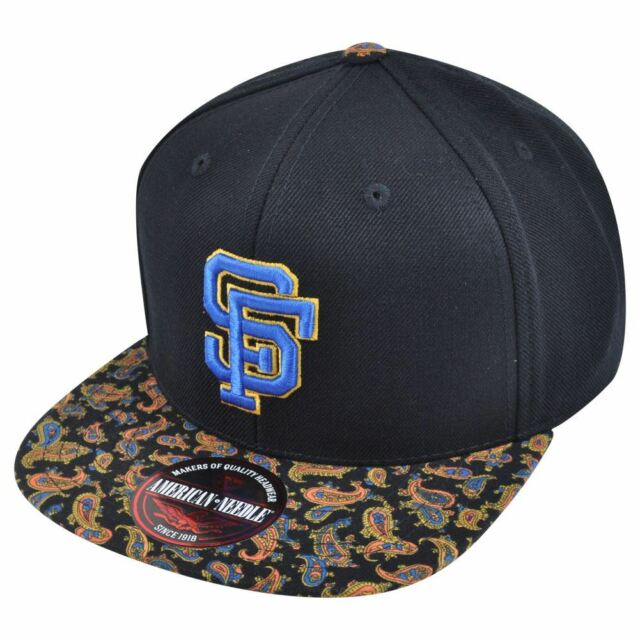 official photos 0c9b6 184a7 ... cheapest mlb american needle san francisco giants cooley high paisley  strapback hat cap 53466 b8ae3 ...