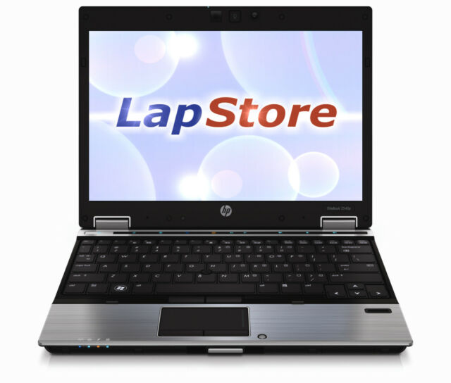 hp elitebook 2540p 12 1 zoll notebook laptop individuelle konfigurationen ebay. Black Bedroom Furniture Sets. Home Design Ideas