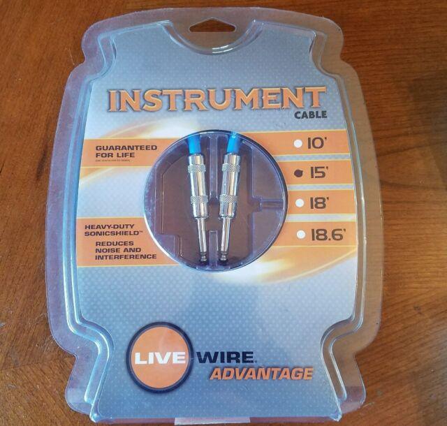 Livewire Advantage Series 1/4\