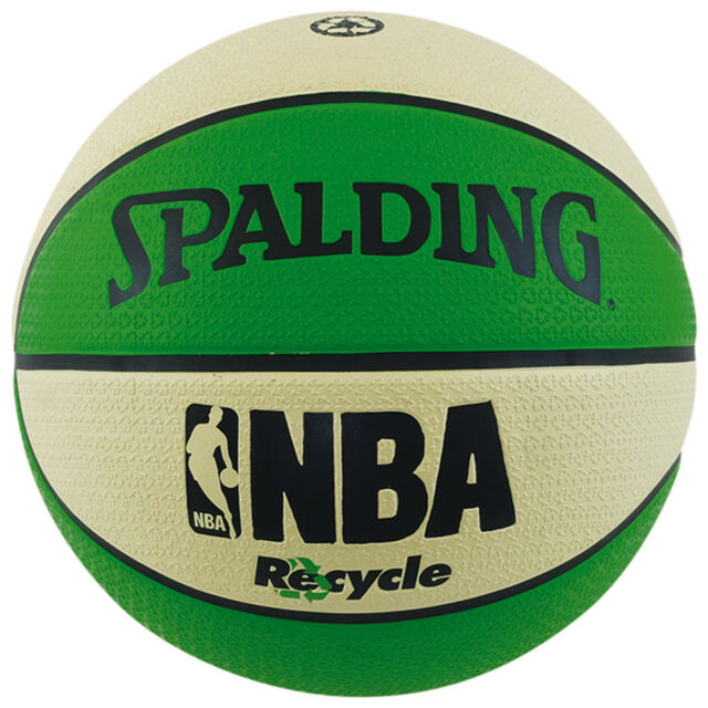 Spalding NBA Recycle Outdoor Basketball Streetball Training 3001529013217 7 neu