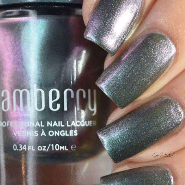 Jamberry Nail Lacquer Holographic Polish Abalone Unopened | eBay
