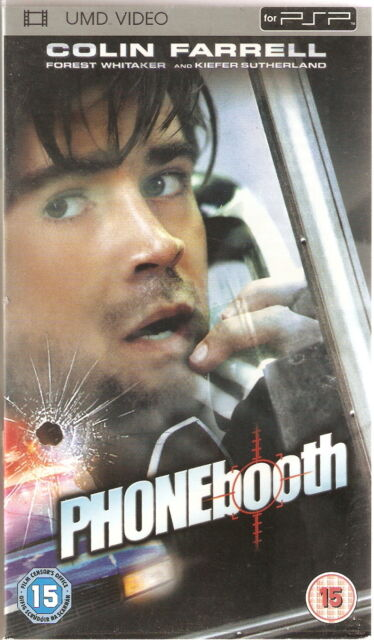 PHONE BOOTH - Colin Farrell, Forest Whitaker, Katie Holmes (UMD for PSP 2006)