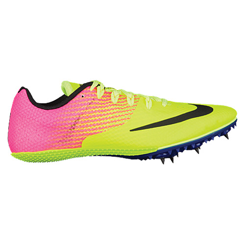 NEW Nike Zoom Rival S Mens Size 11 Running Track Sprint Spikes Shoes Volt Pink