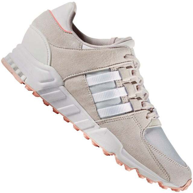 Donna Adidas Originals Scarpe Da Ginnastica/Scarpe EQT Sostegno RF bianco/viola. Taglia 4