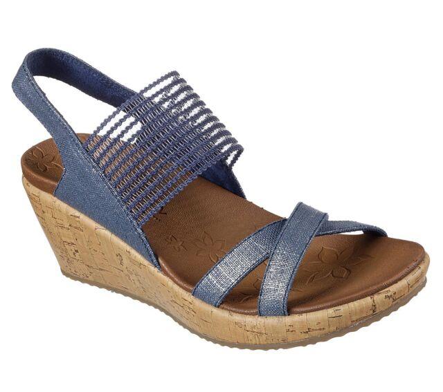 Sandales Compensées Skechers 9 v664Zaa