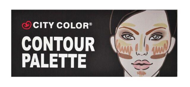 City Color Contour Palette ~~ Contour Bronzer Highlighter~~Brand new