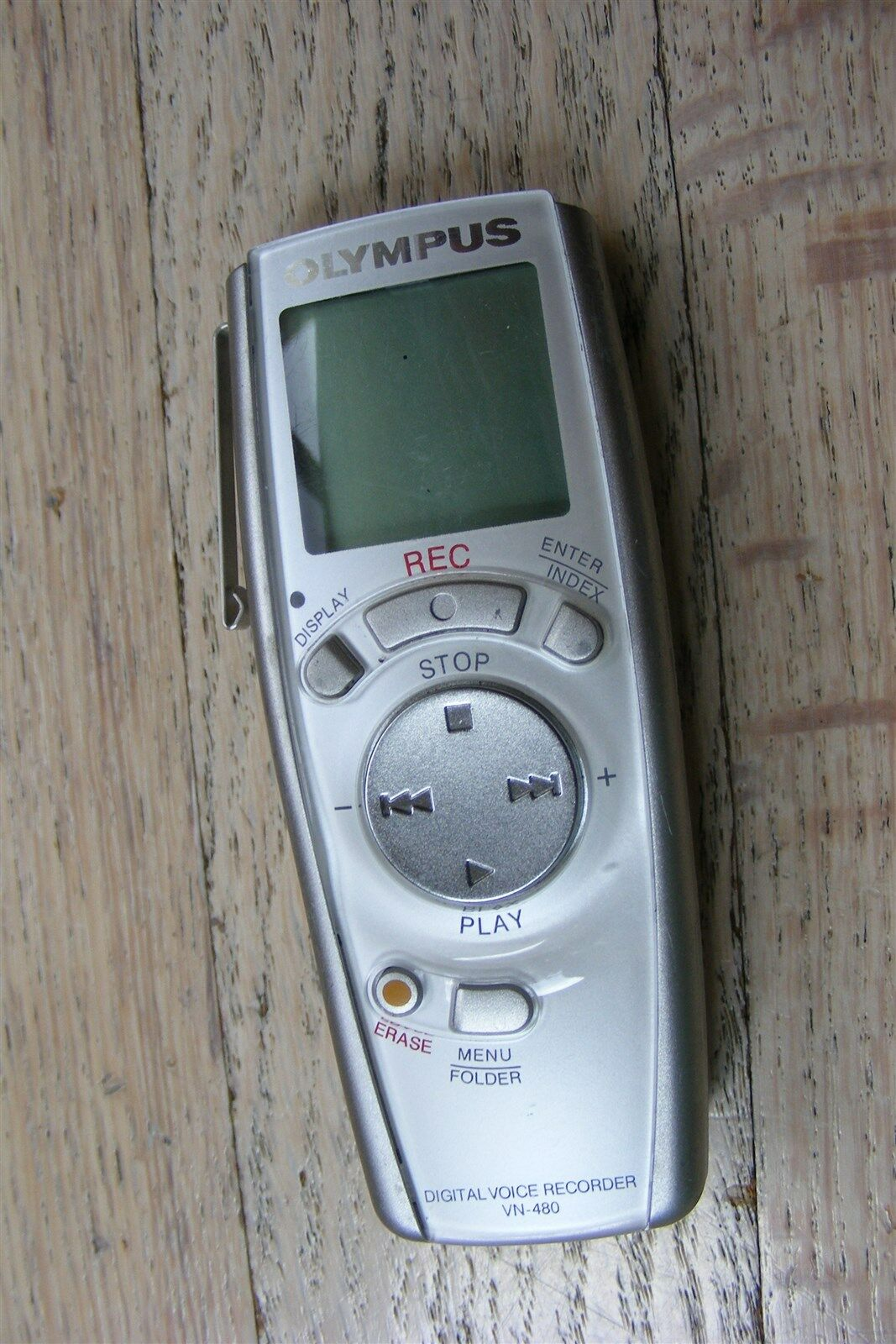 OLYMPUS DIGITAL VOICE RECORDER VN - PC DRIVER
