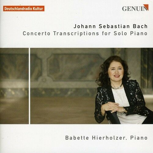 Babette Hierholzer, - Concerto Transcriptions for Solo Piano [New CD]