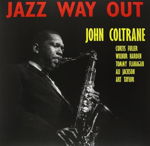 John Coltrane - Jazz Way Out (Numbered Clear 1LP Vinyl) ACV2003LP, NEU+OVP!