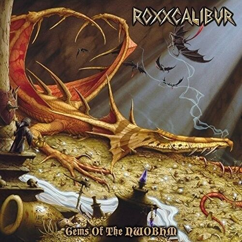 Roxxcalibur - Gems of the Nwobhm [New CD]