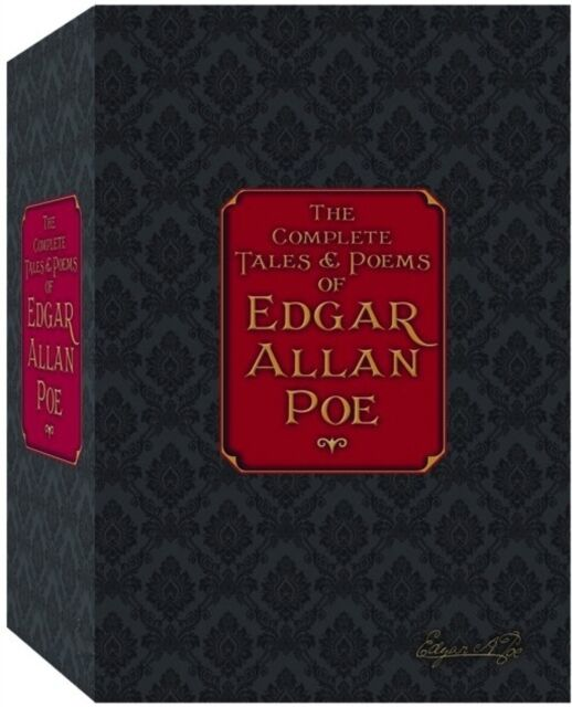 The Complete Tales & Poems of Edgar Allan Poe (Hardcover), Poe, E. 9781937994433