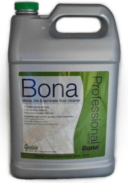 Bona Professional Series Stone Tile & Laminate Floor Cleaner 1 ...