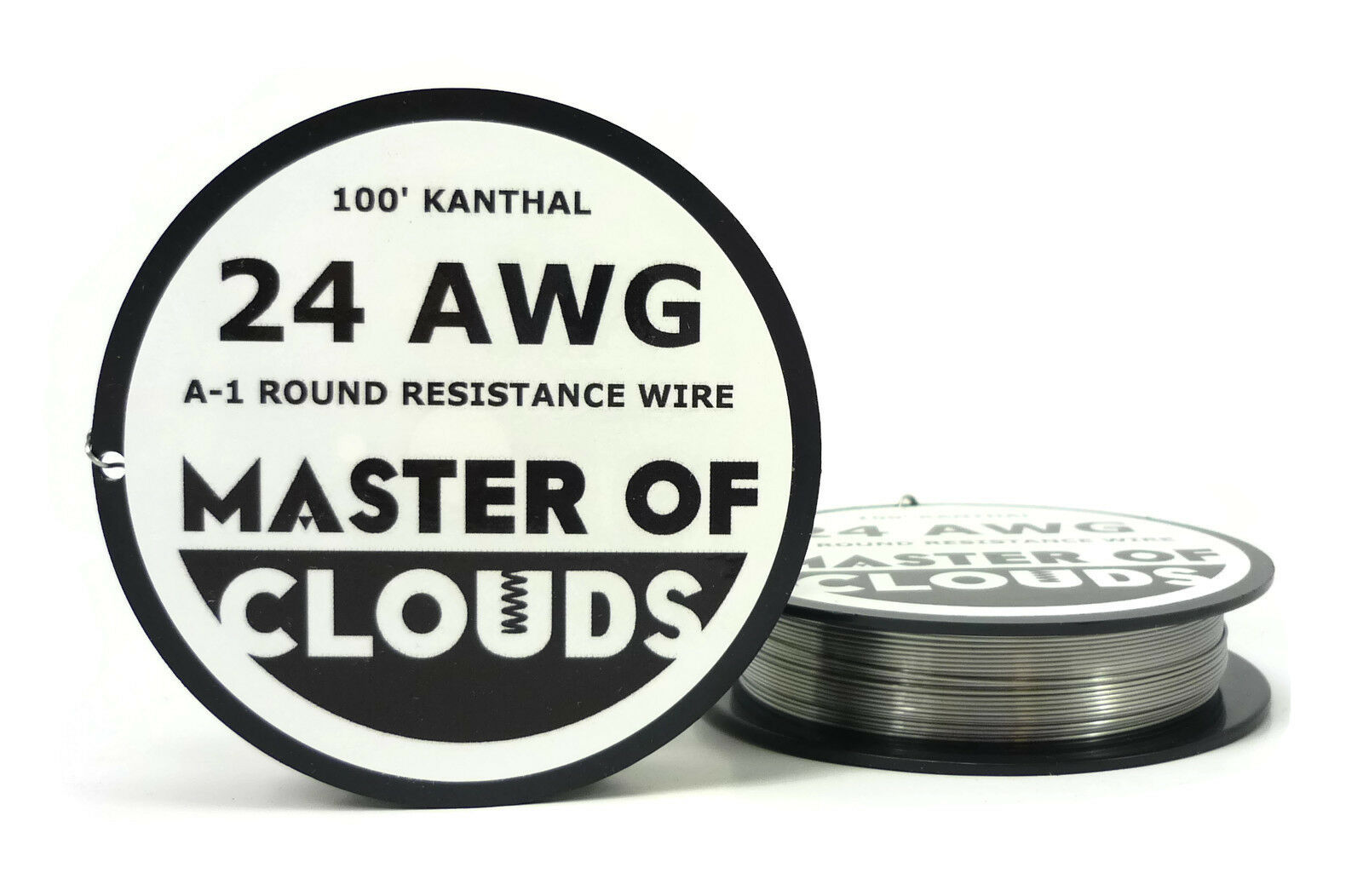 100 FT - 34 Gauge Kanthal A1 Resistance Wire AWG 100\' Lengths ...