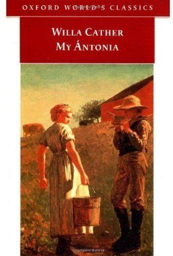 an interpretation of willa cathers my antonia Antonia's adulthood in book v of willa cather's my antonia - in book v of willa cather's my antonia, jim burden's memoirs come full circle and present interesting.