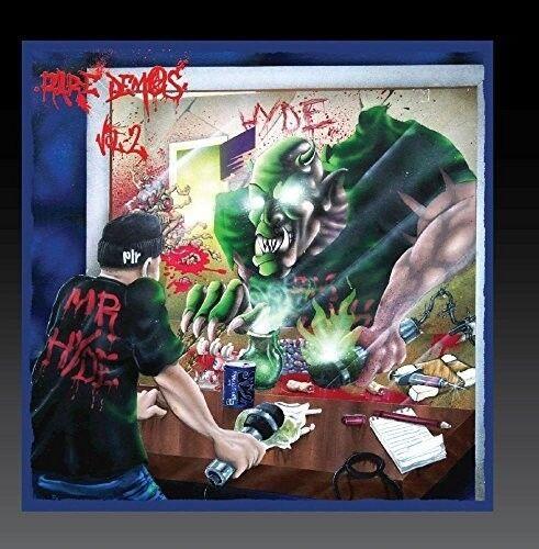 Necro Hyde - Rare Demos, Vol. 2 [New CD] Manufactured On Demand