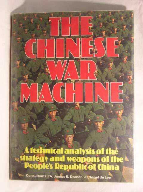The Chinese War Machine, , Good Book