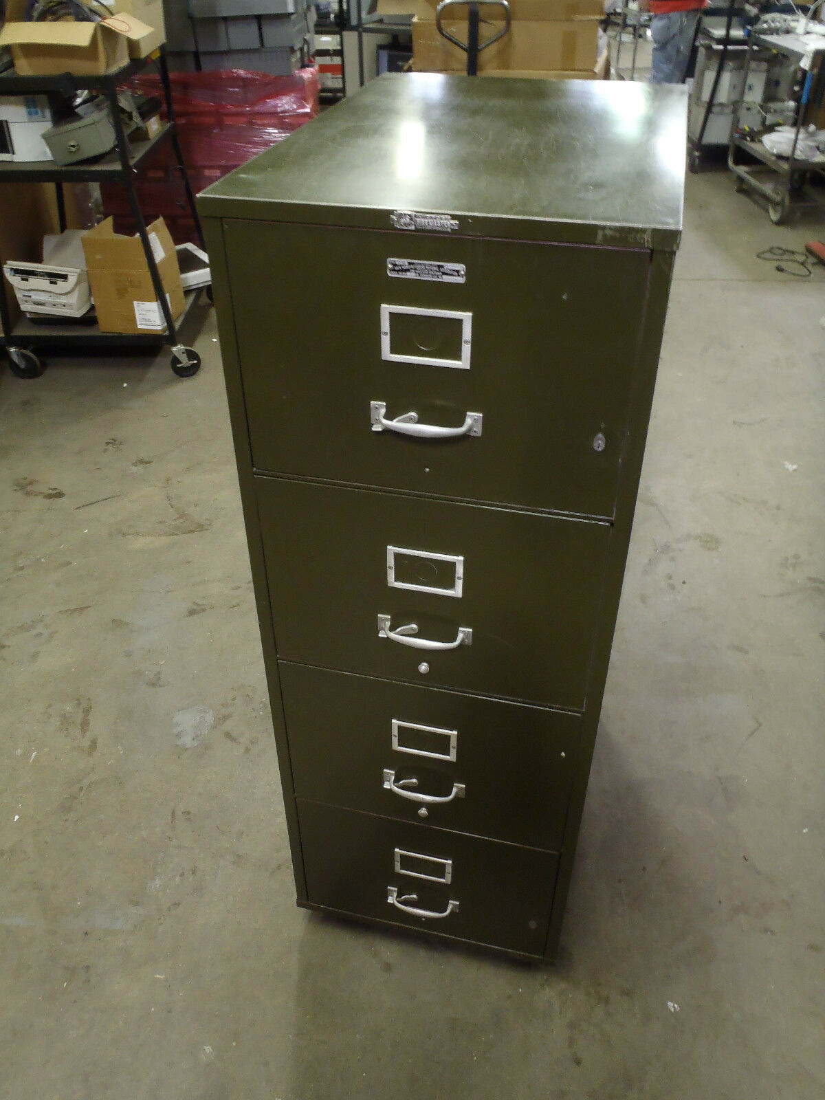 Fireproof File Cabinet | eBay