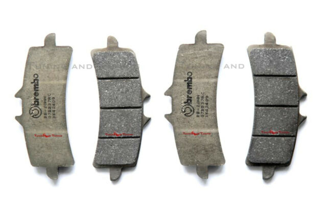 4 FRONT BRAKE PADS BREMBO RC RACING  (07BB37RC)