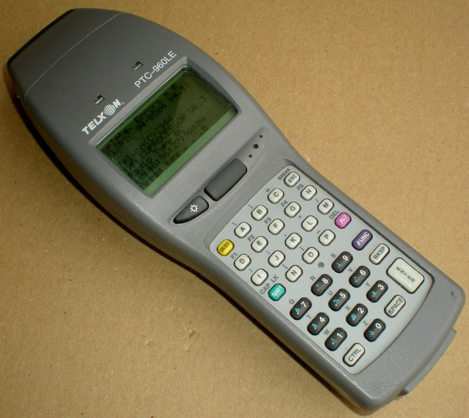 Handheld barcode scanner ptc 960le symbol technologies motorola picture 1 of 11 biocorpaavc Gallery