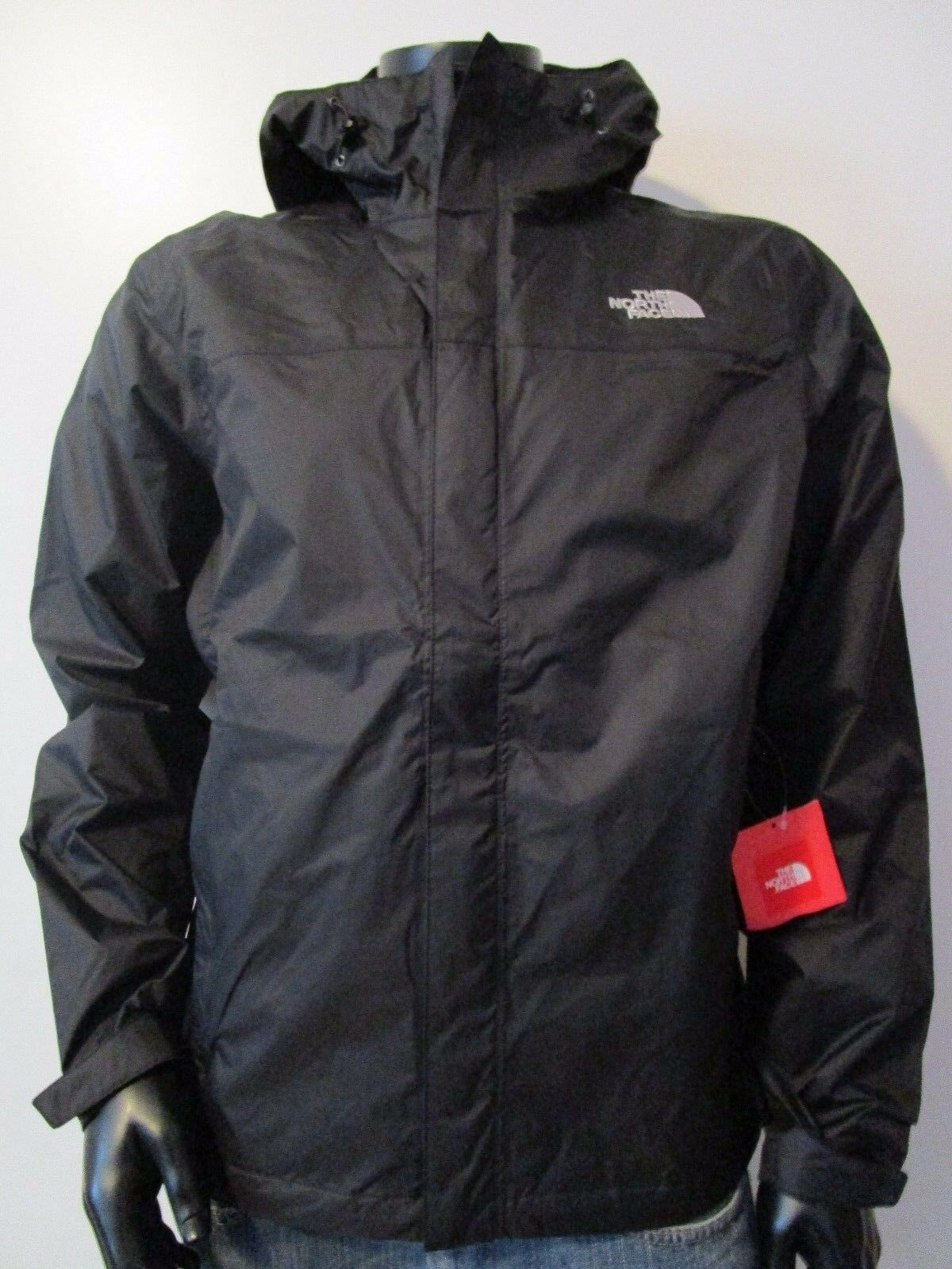 Mens TNF The North Face Venture Dryvent Waterproof Hooded Rain ...