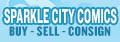 Sparkle City Comics 100% Positive feedback