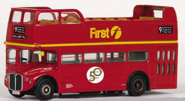 EFE FIRST LONDON RMC ROUTEMASTER OPEN TOP(ROUTE 9)-33105