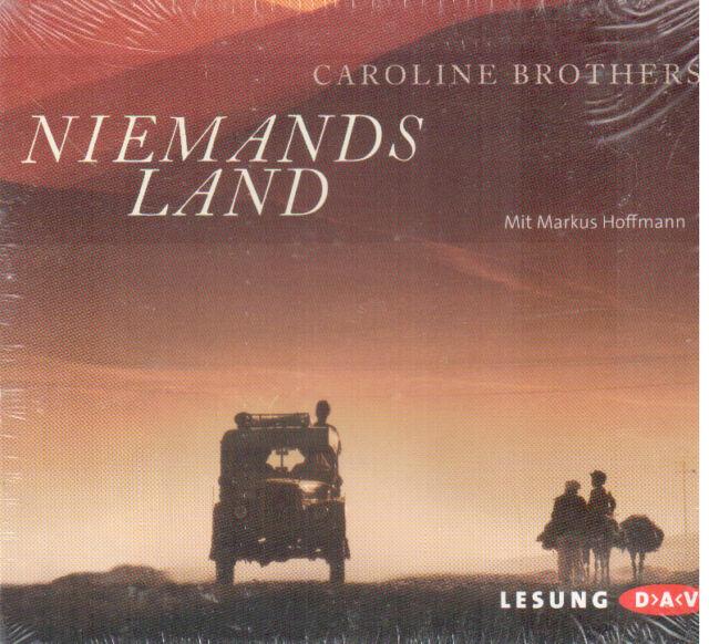 Caroline Brothers - Niemandsland - Markus Hoffmann - 5 CD - NEU OVP